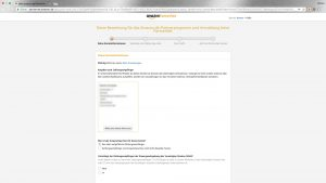 kostenlosen Amazon Affiliate Account erstellen