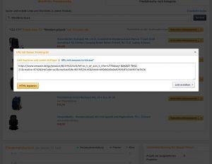 kostenlosen Amazon Affiliate Account erstellen partner ID