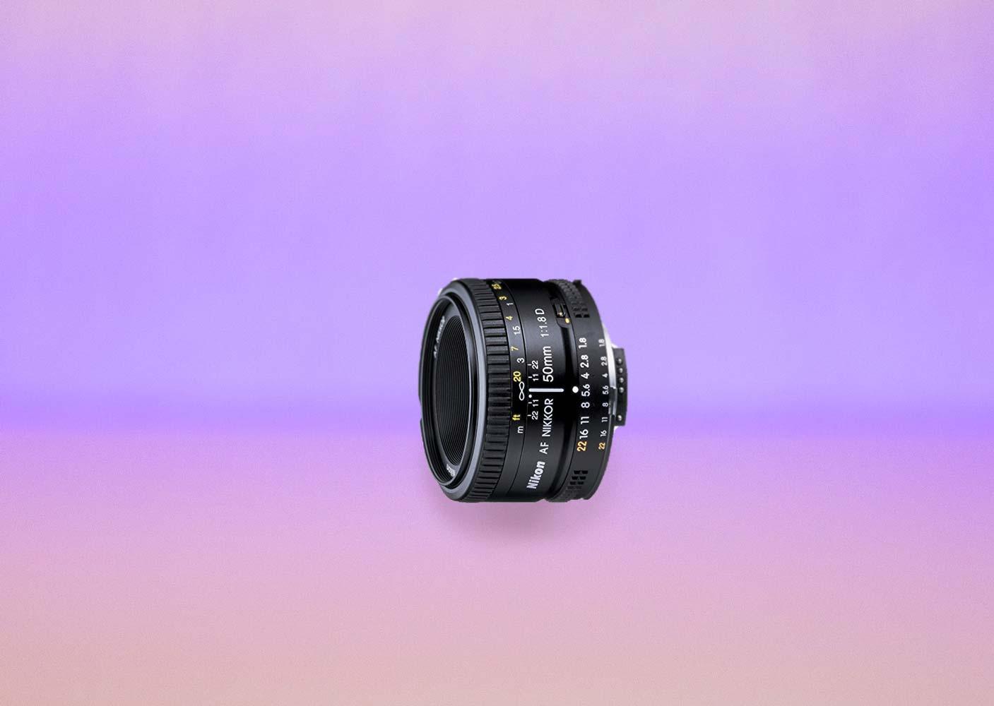 Nikon AF Nikkor 50mm f/1,8 D